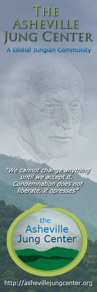 Asheville Jung Center Custom Facebook Fan Page Profile Picture