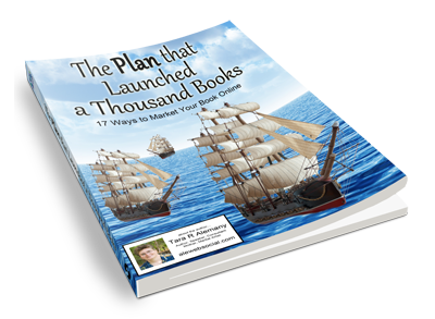 AlewebSocial.com Tara R Alemany The Plan that Launched a Thousand Books 3D ebook cover art
