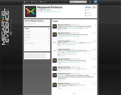 @MegaPixEvidence Custom Twitter Background Skin designed by www.CustomTwit.com