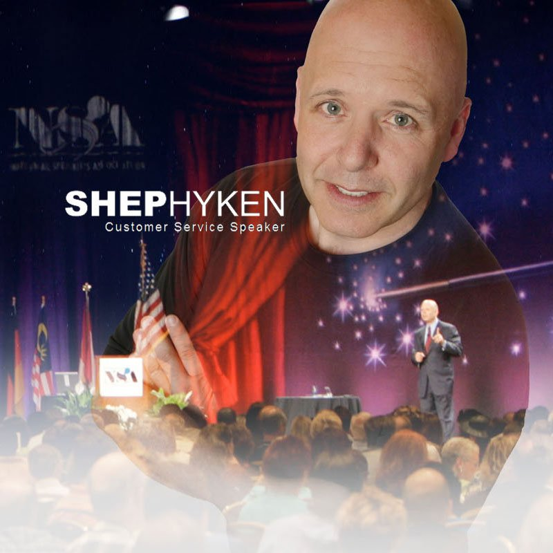 Shep Hyken - Speaker